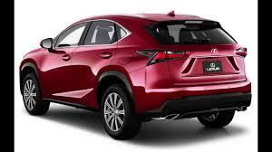 red lexus 2018 2018 lexus nx interior u0026 exterior youtube
