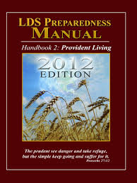 lds preparedness manual v8 2012 edition volume 8 xx