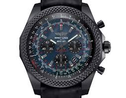 breitling bentley back breitling bentley b06 midnight carbon ltd ed ebay
