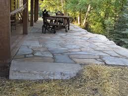 Stones For Patio Transform Types Of Patio Stone On Classic Home Interior Design