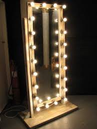 stand alone mirror with lights 9 best beauty misson images on pinterest big mirrors diy makeup