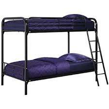 Amazoncom ACME Furniture WBK Eclipse Twin Over FullFuton - Twin bunk bed dimensions