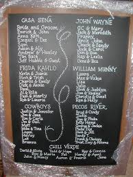 wedding seating signs chalkboard signs for rustic country wedding lettering studio