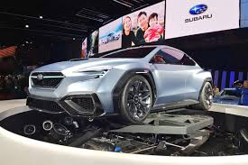 subaru dakar new subaru wrx sti due by 2020 with hybrid power auto express