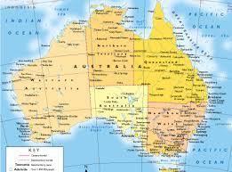 aus maps australia aus maps australia major tourist attractions maps