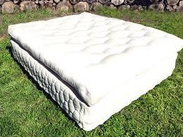 mozaic 8 inch memory foam futon mattress full memory foam futon