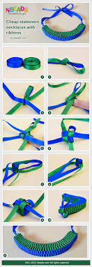 cheap ribbons cheap statement necklaces with ribbons pictures photos and
