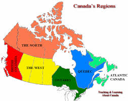 regions of canada map plan your trip with these 20 maps of canada