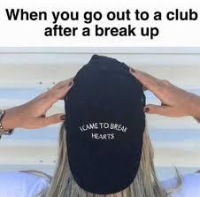 36 hilarious break up memes klyker com