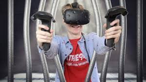 getting kidnapped in virtual reality the cabin escape the room