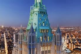 woolworth building u0027s massive seven floor penthouse lists for 110