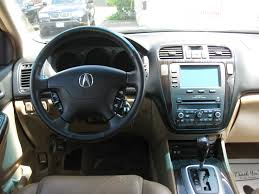 acura inside 2005 acura mdx review