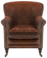 Leather Arm Chairs Knt5000a Safavieh