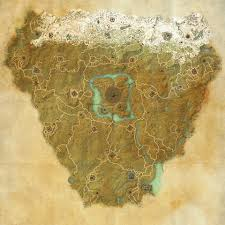 Oblivion Map Tes Online Map Of Cyrodiil