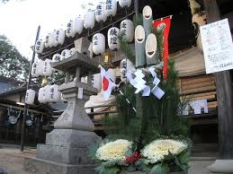 Japanese New Year Door Decorations by Kadomatsu Wikipedia