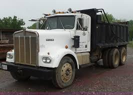 kenworth dump 1972 kenworth dump truck item k7235 sold may 26 constru