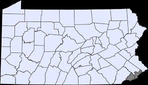 Pennsylvania Counties Map by Conservation Districts Center For Dirt And Gravel Road Studies