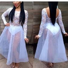 robe de mariã e pour femme voilã e robes manches longues pour femme robe blanche hiver mode daily