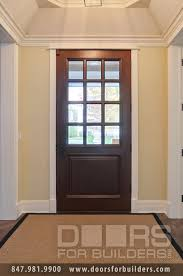 30 French Doors Interior by Classic French Solid Wood Front Entry Door Clear Beveled Glass