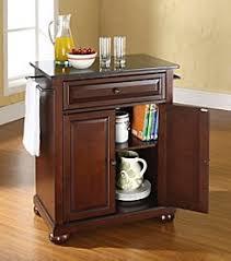 crosley kitchen island kitchen carts islands furniture carson s
