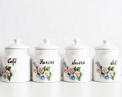 kitchen canister storage jars small ceramic canisters