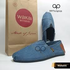 Sepatu Wakai Harganya sepatu wakai pria daftar update harga terbaru dan terlengkap indonesia