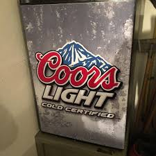 coors light mini fridge find more coors light mini fridge for sale at up to 90 off