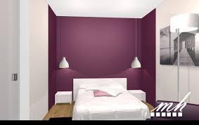 chambre prune et blanc chambre couleur prune idées de décoration capreol us