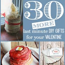 valentines presents for boyfriend 30 more last minute diy gifts for your the thinking closet