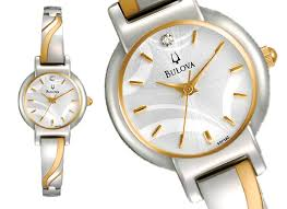 bulova watches ladies bracelet images Bulova women 39 s watches jpg