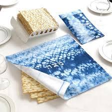 matzah cover and afikomen bag set modern mezuzah shop judaica online studio armadillo