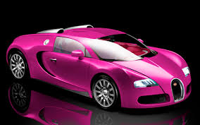 Bugatti Veyron Engine Price Not Pretty British Tv Star Painting Bugatti Veyron Pink