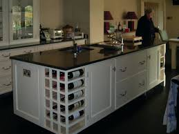 wine rack kitchen island kitchen islands with wine racks add wine storage all about kitchen