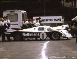 rothmans porsche 956 1985 lemans n 1 porsche 962 c rothmans porsche d ren