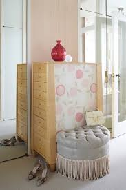 Shabby Chic Style Wallpaper by Ottoman Closet Shabby Chic Style With Glass Door Feminine Wallpaper