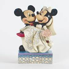 jim shore disney mickey and friends goofy donald and minnie