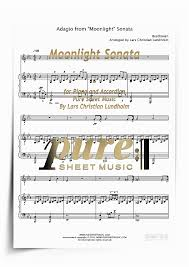 moonlight sonata for piano and accordion pdf file sheet mus