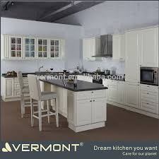 High Gloss Kitchen Cabinets Suppliers Warm White High Gloss Kitchen Cabinet Vinyl Wrap Buy Kitchen
