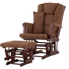 Rocking Chair With Cushions Ottoman Splendid Black Dotted Replacement Cushions For Glider