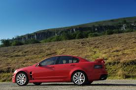 vauxhall holden vauxhall ve vxr8 press releases