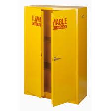 flammable cabinet home depot sandusky 65 in h x 43 in w x 18 in d steel freestanding flammable