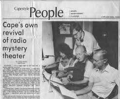 Cape Cod Times Archives - archives cape cod radio mystery theater