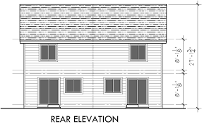 small 3 story house plans 3 story house plans narrow lot collection 50 beautiful narrow