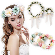 flower band wedding hair band ebay