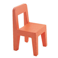 Orange Chair by Seggiolina Pop Magis Me Too Shop