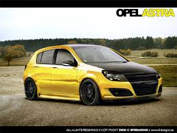 opel yellow vmod opel astra h v2 by sfdesignz on deviantart
