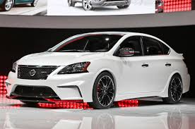 Nissan 350z Nismo Horsepower - nissan sentra nismo concept debuts with 240 hp turbo i 4 motor
