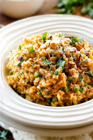 easy baked butternut squash risotto with pine nuts