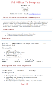 cv tips information advice and guidance cv template tips and