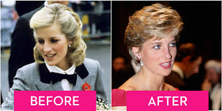 princess diana hairstyles gallery princess diana s hair though the year diana princess of wales style